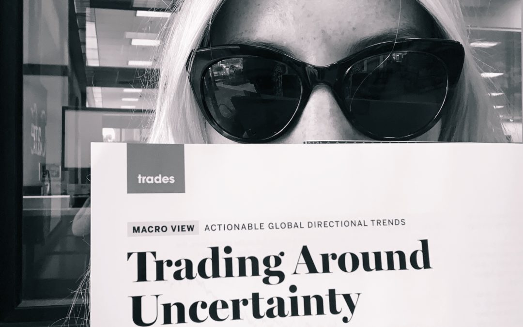 Trading Around Uncertainty  (August 2019)
