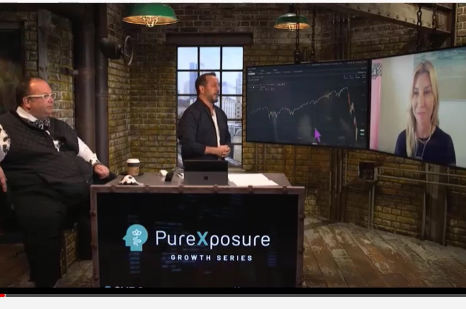 PureXposure  Growth Series with Bob Iaccino & Scott the Cow Guy: 16 March 2020